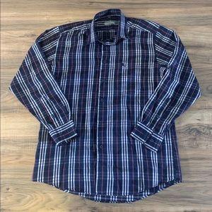 Burberry London Men Button Down Casual shirt